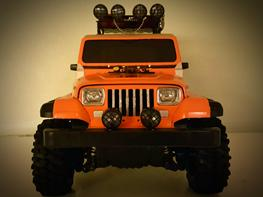 Off-Roader Tamiya Jeep Wrangler CC-01