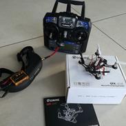 Multirotor QX-95 Eachine micro FPV racer