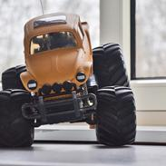 Truck Tamiya Monster Beetle QD