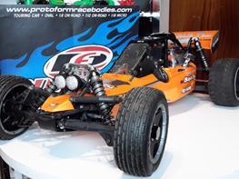 Buggy HPI Baja 5b 2.0 model