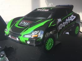 Bil Traxxas rally 4x4 VXL