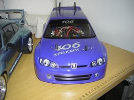 Bil Peugeot 106