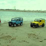 """Off-Roader Land Rover Defender 110""""  MEX"""