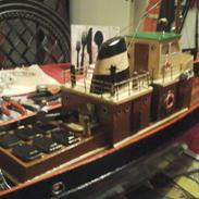 Båd Slæbebåd