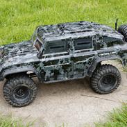 Bil Traxxas Trx-4 Tactical Unit