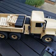 Lastbiler Cross-HC6 Sandorm