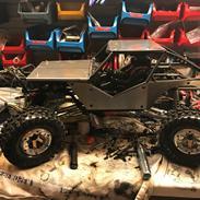 Off-Roader Axial Wraith med opdaterede billeder af mods
