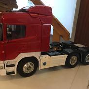 Lastbiler Tamiya Scania R620