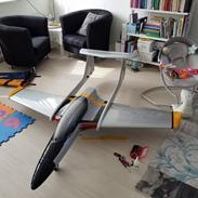 Fly Jsm xcalibur jet