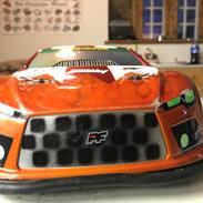 Bil Traxxas rally 1/16 vxl