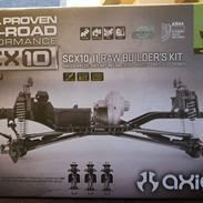 Bil Axial SCX10.2 Raw Builders Kit