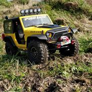 Bil Mex Jeep JK 2016