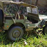 Militær wpl.jjrc q65 Willys jeep