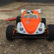 Off-Roader Losi mini 8ight bug mud-star ;-)