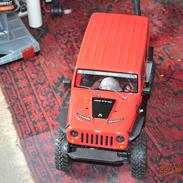 Bil Axial SCX10 II 2017 Jeep Wrangler Unlimited RTR
