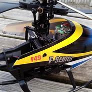 Helikopter Mjx F49 Shuttle