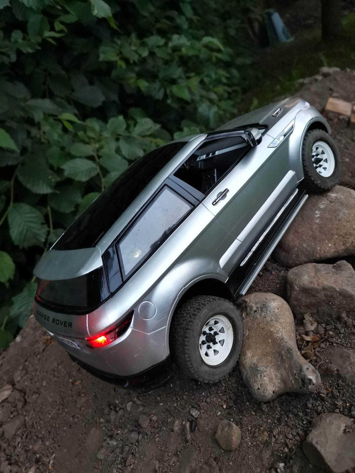 Off-Roader MST CFX Range Rover Evoque billede 4