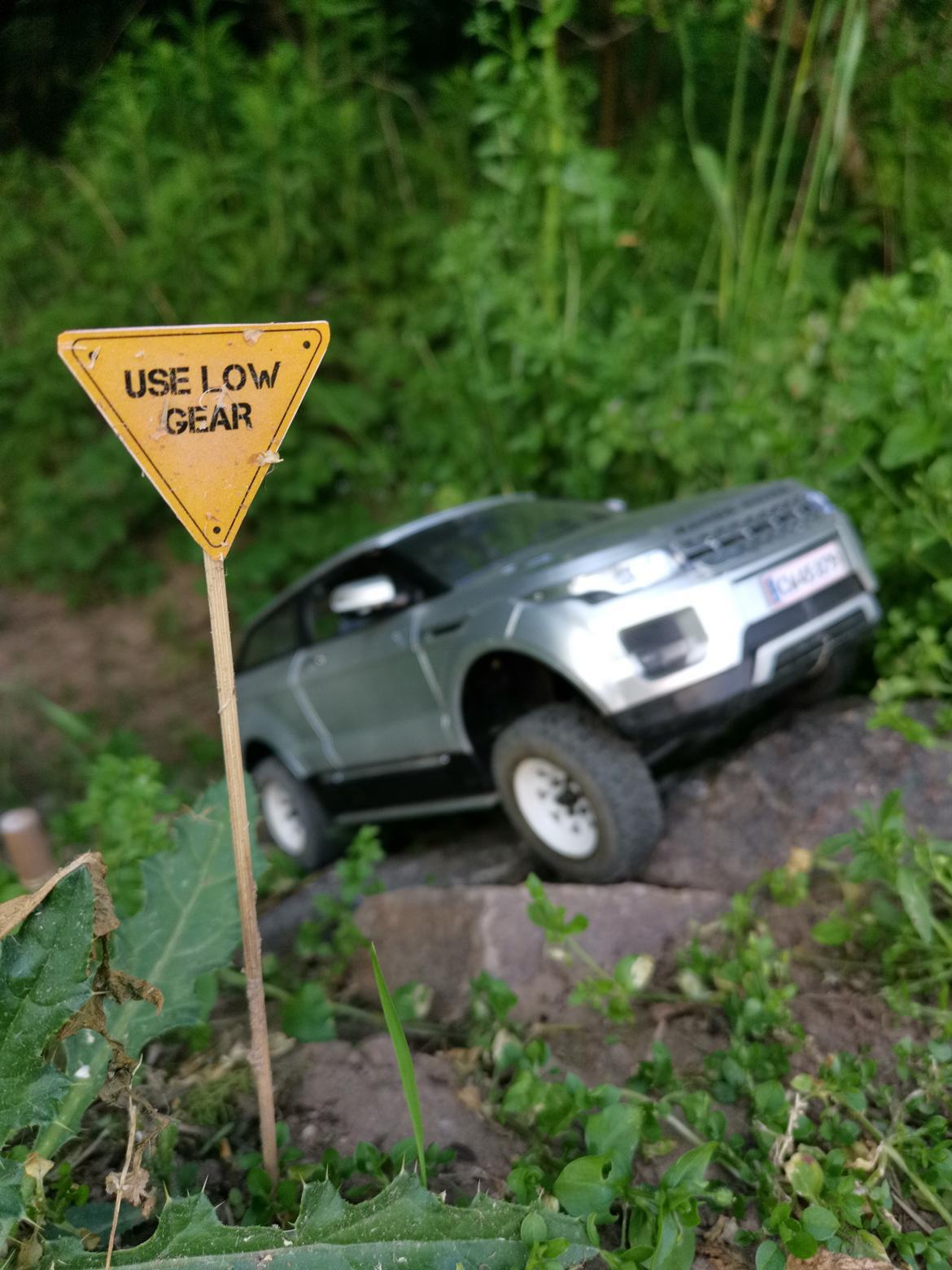 Off-Roader MST CFX Range Rover Evoque billede 5