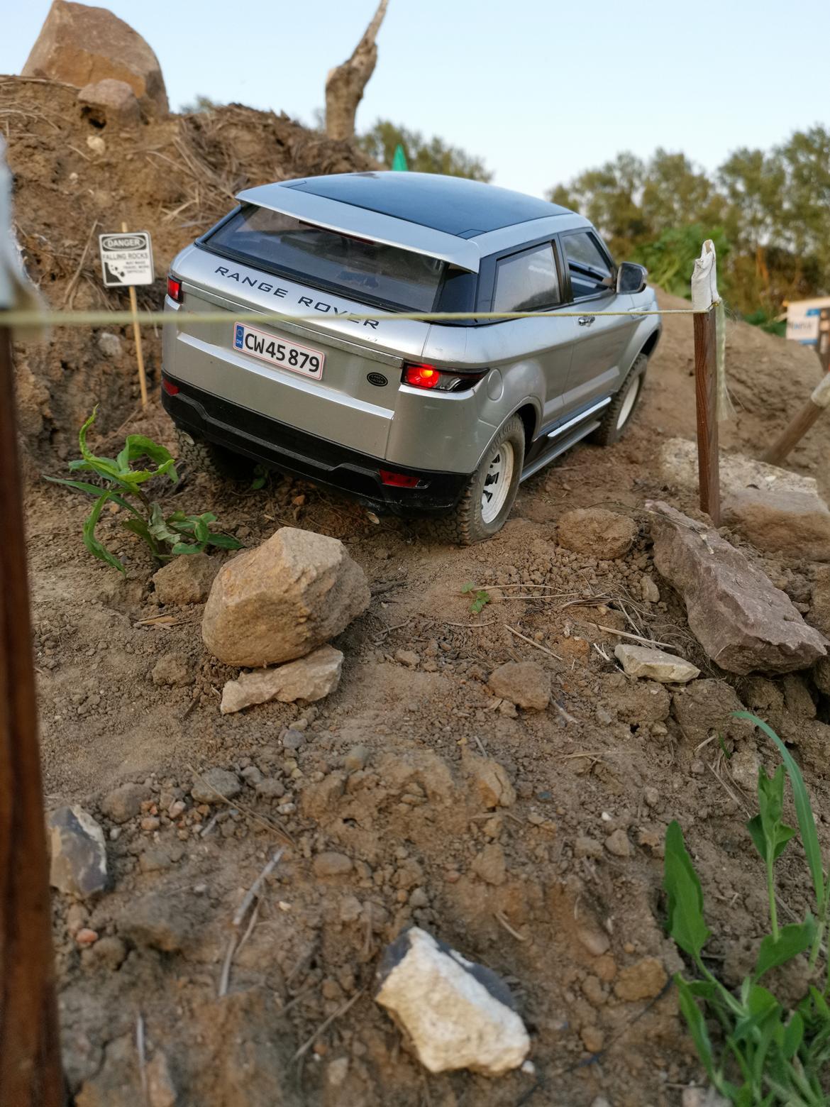 Off-Roader MST CFX Range Rover Evoque billede 6