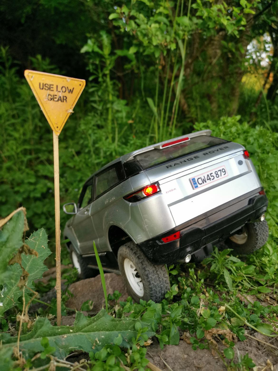 Off-Roader MST CFX Range Rover Evoque billede 10