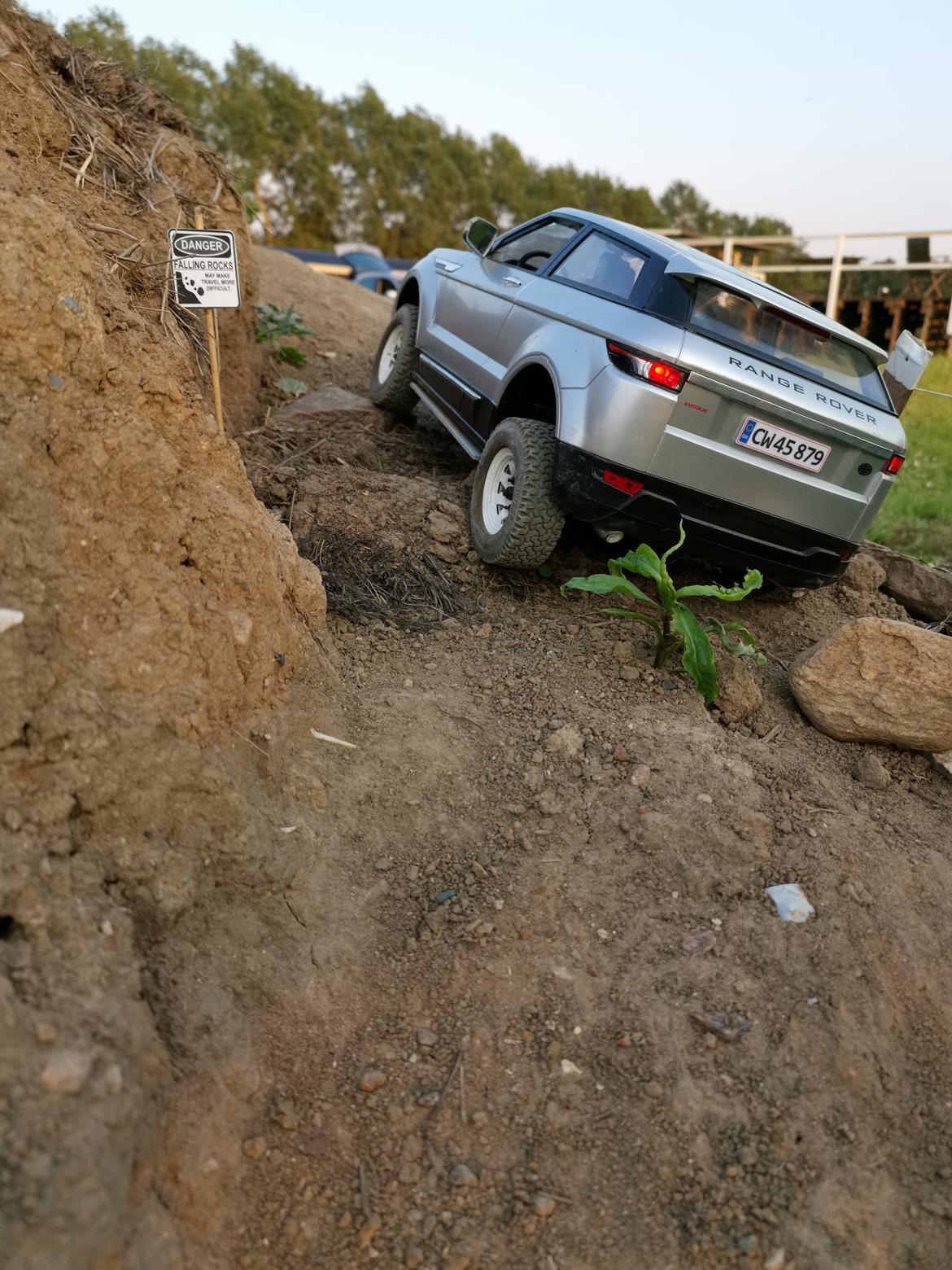 Off-Roader MST CFX Range Rover Evoque billede 11