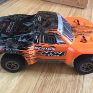 Off-Roader Arrma senton 4x4 brushless 3's