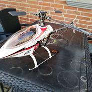 Helikopter Thundertiger raptor e550