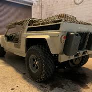 Bil Lamborghini cheetah xr311 combat support vehicle