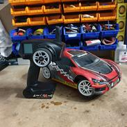 Bil traxxas mini Rally vxl SOLGT