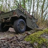 Bil HG Hummer H1 pick up