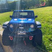 Bil Axial SCX10-III - Jeep Wrangler Rubicon JLU - kit