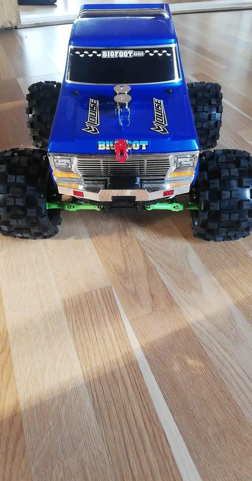 Truck Traxxas Big Foot billede 1