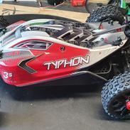 Buggy Arrma Typhon 3S BLX