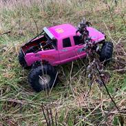 Bil Scx10 baseret mattzilla