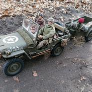 Militær 1/6 Jeep 1941