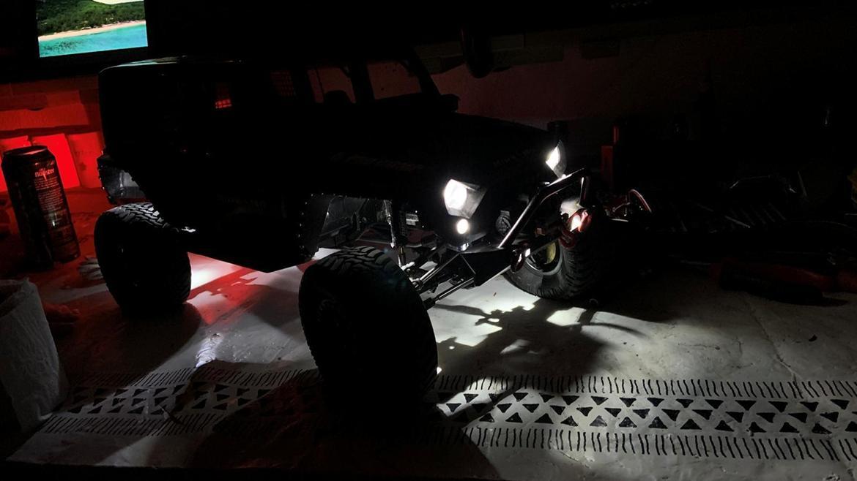 Off-Roader traction hobby Founder II billede 1