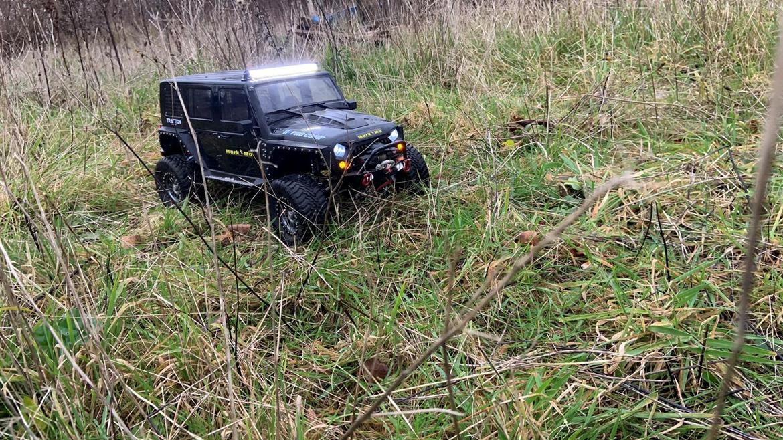 Off-Roader traction hobby Founder II billede 3