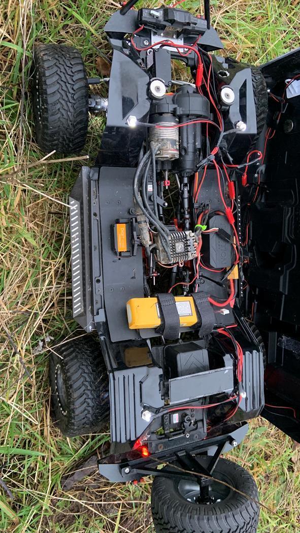 Off-Roader traction hobby Founder II billede 5