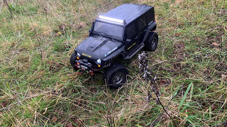 Off-Roader traction hobby Founder II billede 6