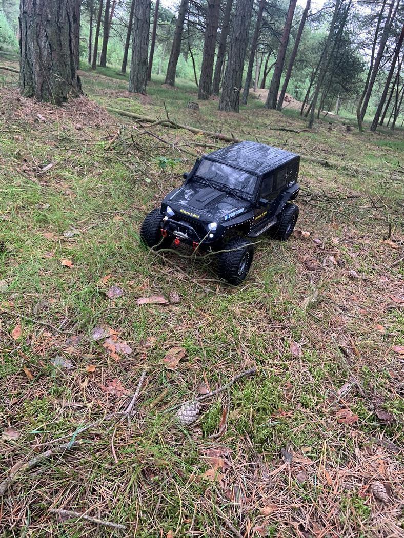 Off-Roader traction hobby Founder II billede 9