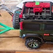 Bil RGT ROCK CRUISER RC4 V3 (Suzuki Jimny)