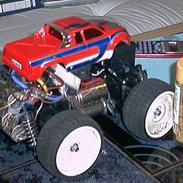 Truck hjemmelavet 4x4 MT