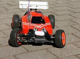 Buggy GVM Rex-x (SOLGT)