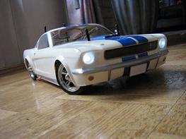 Bil shelby mustang GT 350