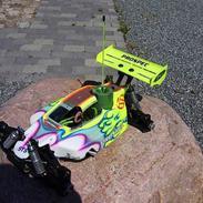Buggy Mugen MBX5 pro . TILSALG!