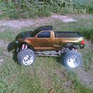 Off-Roader fg monster truck solgt