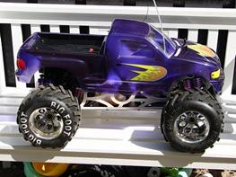 Bil FG Monster Truck