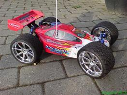 Buggy Kyosho Inferno MP7.5 SP2