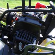 Bil FG Monster Hummer solt