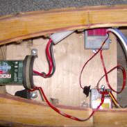 Båd Glasfiber Et projekt